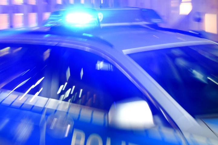 Die Polizei konnte die Frau auf der Autobahn stoppen.