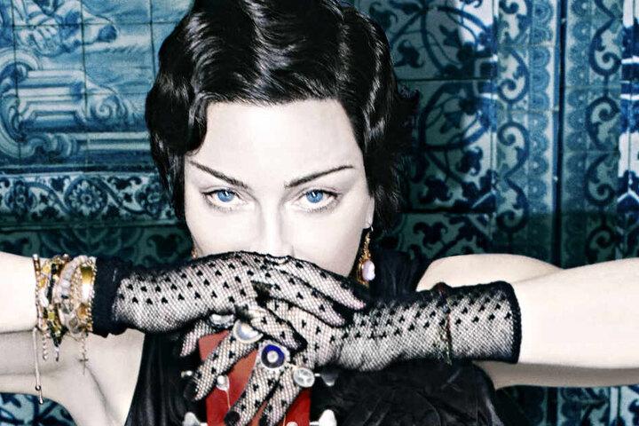 Madonnas 14. Studioalbum erscheint Ende nächster Woche.