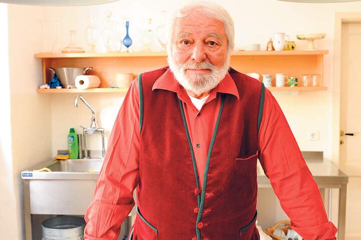Mehr als 60 Jahre lang ließ sich Wolfram Siebeck auf der Zunge zergehen, was andere kochen.
