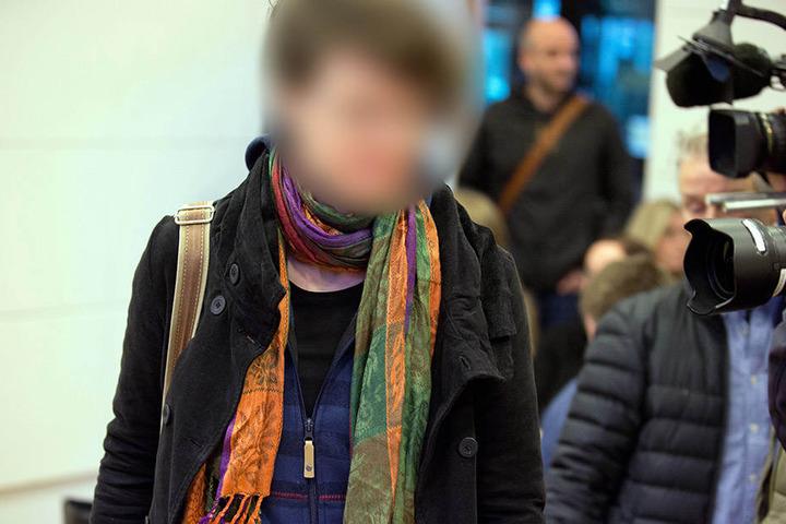 Die 38-jährige Erzieherin akzeptierte ihre Bewährungsstrafe.