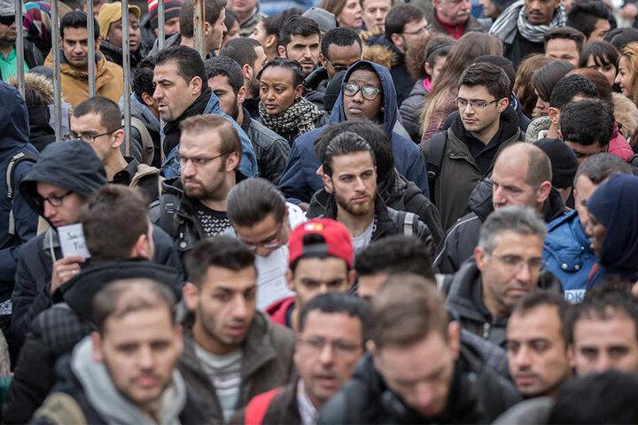 Anstieg bis 2035 um 9,1 Prozent | Hamburgs Bevölkerung wächst