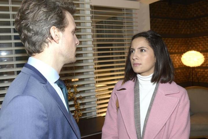 Feilx hat Laura beim Sex mit Philip erwischt und zieht die Konsequenzen.
