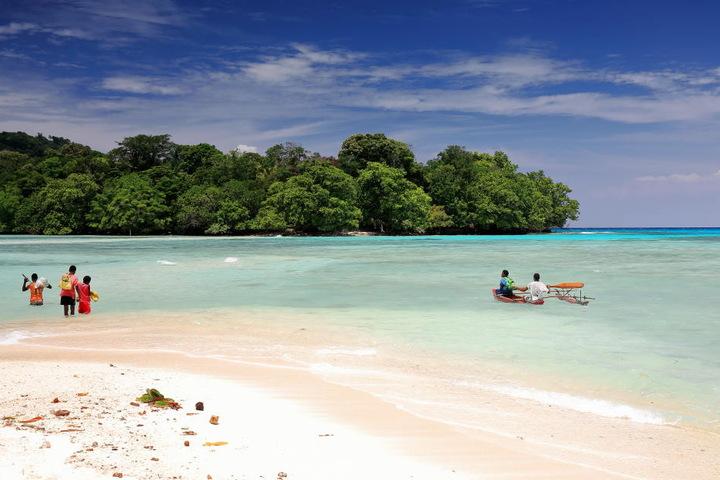 Der Pazifikstaat Vanuatu gleicht sonst einem Paradies!