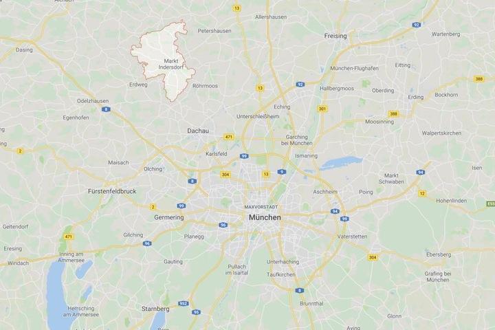 In Indersdorf im Landkreis Dachau in Bayern war es im Juni 2018 zu dem Zwischenfall gekommen.