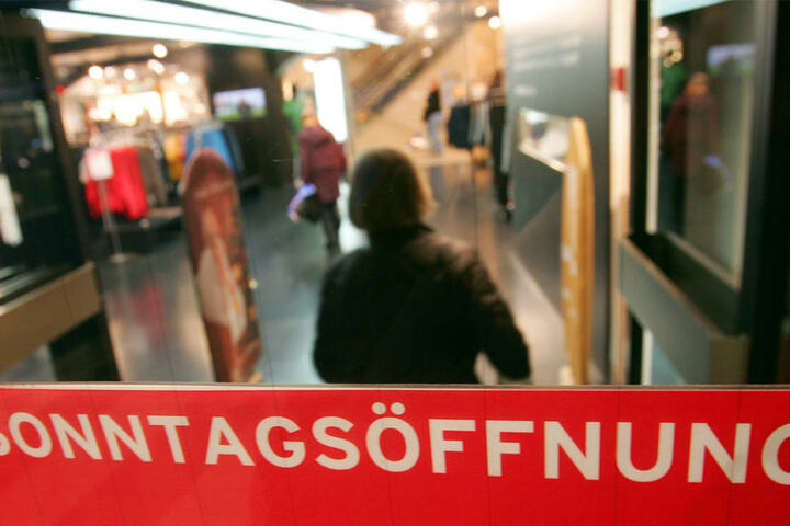 Am Sonntag öffnen viele große Berliner Einkaufszentren ihre Türen.