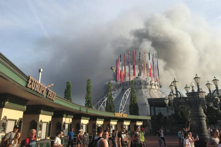 Angesichts der geringen Einschränkungen nach dem Feuer gibt es für die Besucher keine Rabatte.