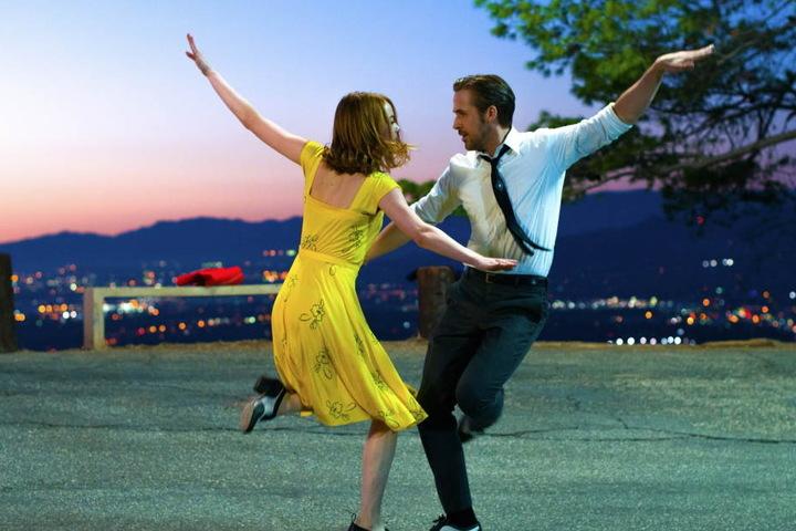 """Der vielgelobte Musical-Film """"La La Land"""" zog mit die meisten Besucher an. Ob's an Ryan Gosling lag?"""