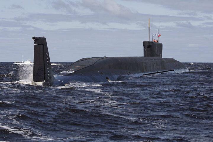 Feuer in russischem U-Boot: 14 Matrosen sterben