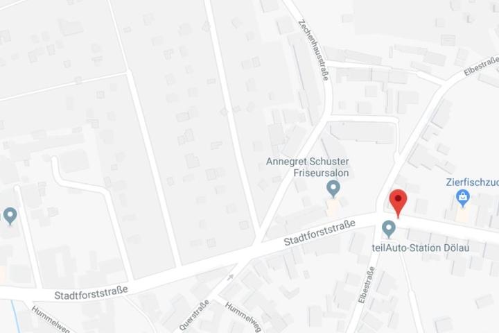 Der Unfall hatte sich in der Stadtforststraße, an der Einmündung zur Zechenhausstraße ereignet.