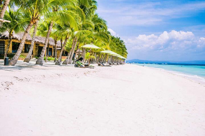 2017 wurde Boracay von einem Reisemagazin zur schönsten Insel der Welt gekürt.