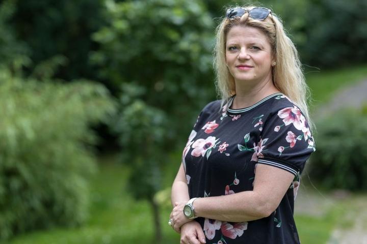 Landtagsabgeordnete Susanne Schaper (40, Linke) träumt von einem Stadtstrand.