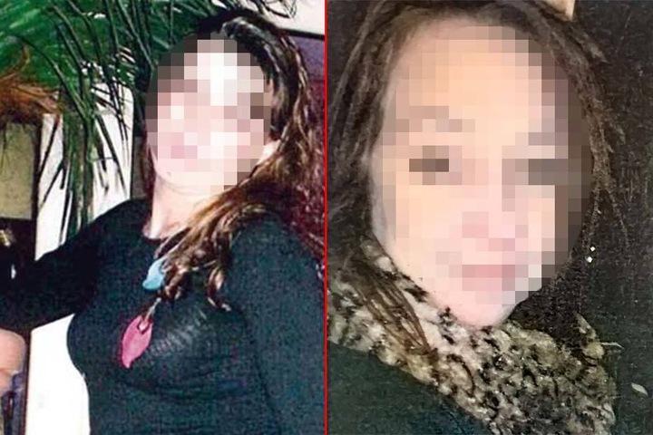 Die sterblichen Überreste von Maria D. (l.) wurden im April vergangenen Jahres gefunden, die von Anja B. (r.) nach der Festnahme von D. Ende Februar.