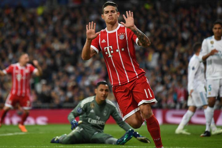James Rodriguéz könnte den FC Bayern München bereits in diesem Sommer wieder verlassen.