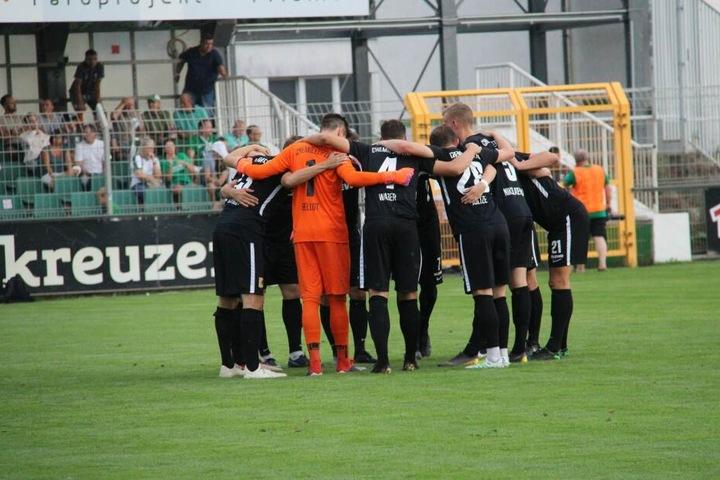 Chemie Leipzig musste im fünften Spiel die erste (klare) Pleite hinnehmen.