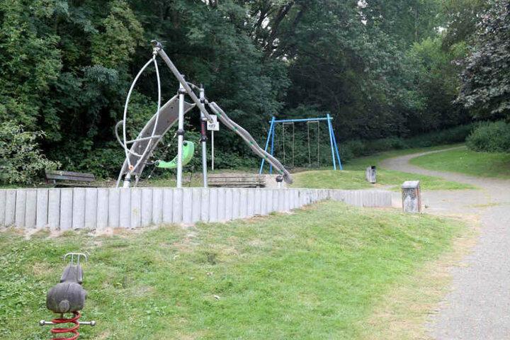 Das schreckliche Verbrechen in Mühlheim an der Ruhr soll sich in der Nähe eines Spielplatzes abgespielt haben.