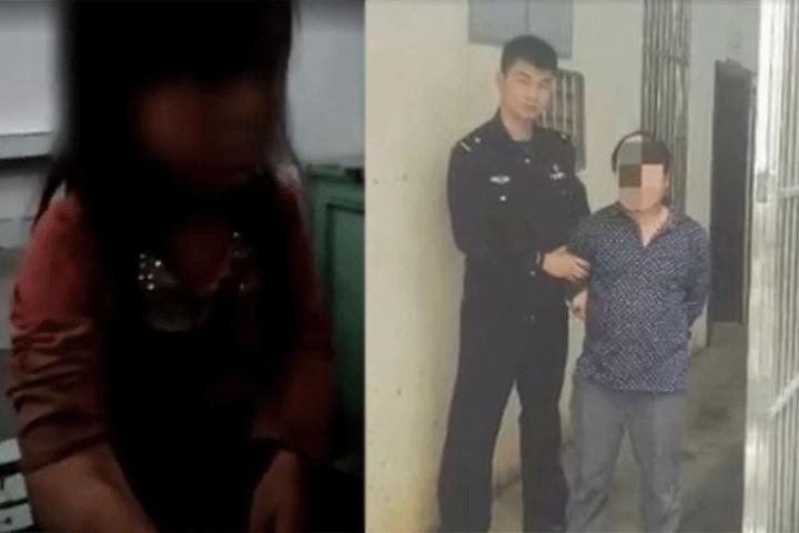 Das kleine Mädchen konnte mit Blutergüssen und Schürfwunden gerettet werden. Der Vater wurde kurz nach der Tat festgenommen.