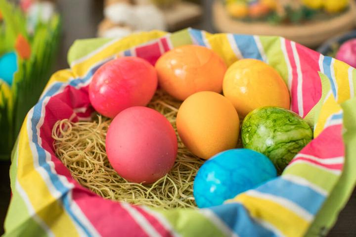 Alles rund um Ostern findet man in Arnstadt.