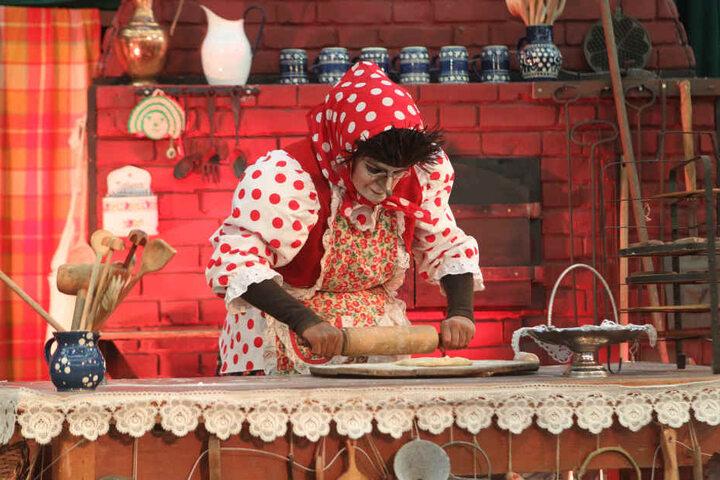 Weihnachtszauberei: Die Igelbäckerei in der Galerie Roter Turm können Sie samstags und an den verkaufsoffenen Sonntagen bestaunen.