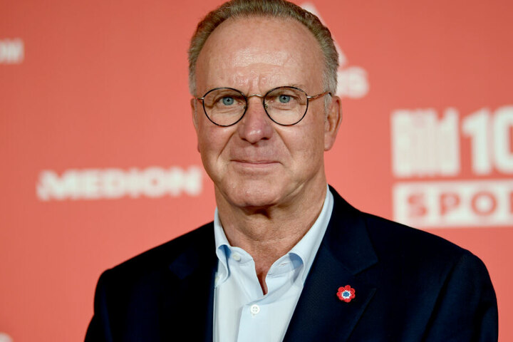 Karl-Heinz Rummenigge und die Verantwortlichen des FC Bayern München halten sich bedeckt.