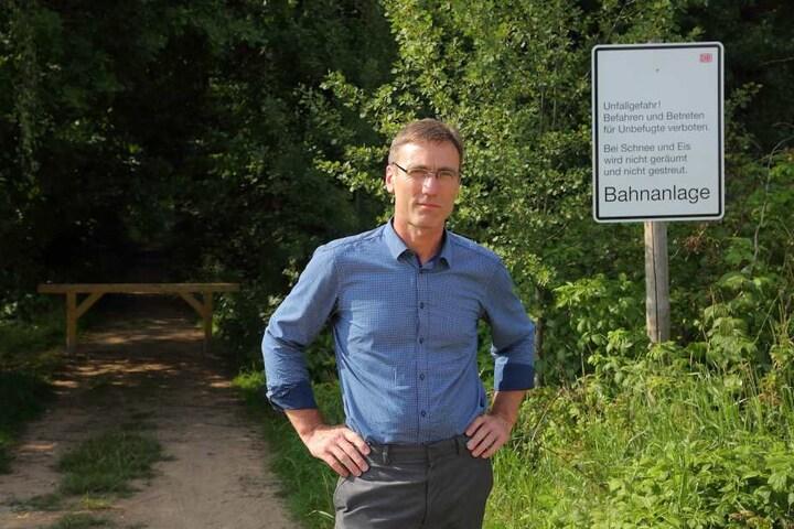Klingenbergs Bürgermeister Torsten Schreckenbach (49) will sich um eine Lösung bemühen.