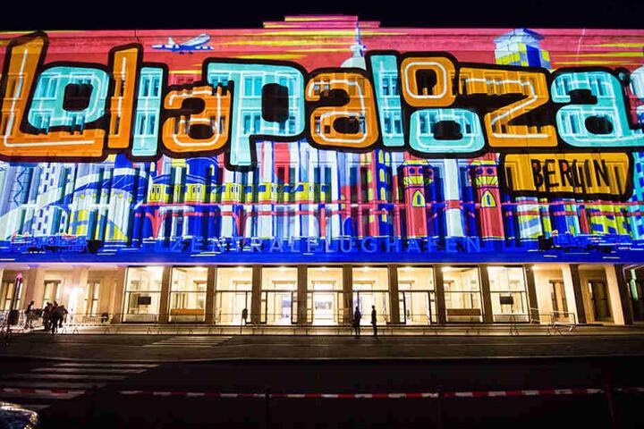 Am 9. und 10. September findet das internationale Musik-Festival Lollapalooza auf dem Geländer der Rennbahn Hoppegarten statt.