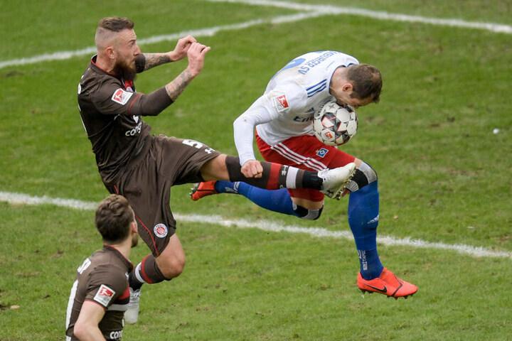 In der kommenden Saison trifft Marvin Knoll mit seinem FC St. Pauli wieder auf den Hamburger SV.