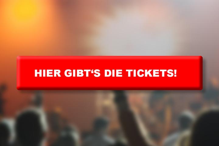 Tickets gibt es ab 54,75 Euro.