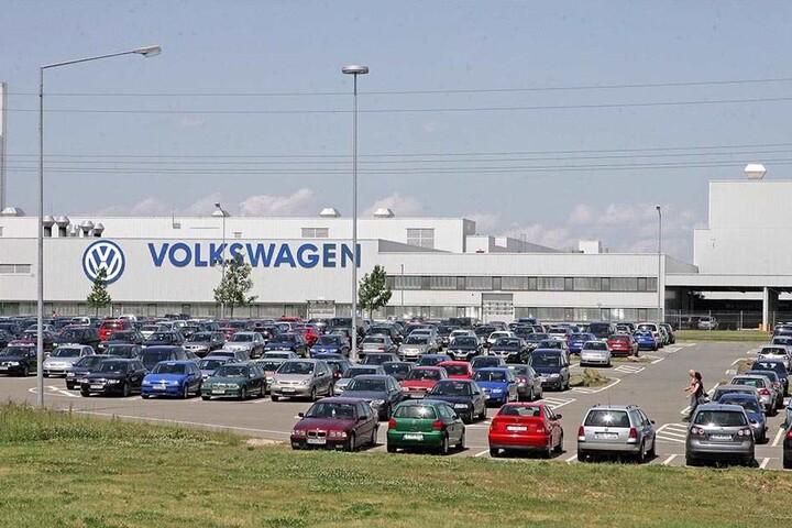 Das VW-Werk wurde innerhalb von fünf Jahren kontinuierlich bestohlen.  Elektronikteile im Wert von fast 500000 Euro verschwanden.