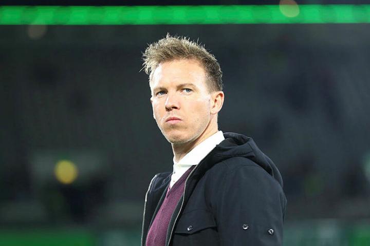 Julian Nagelsmanns Jungs haben sich mit einem 6:1 in Wolfsburg aus der kleinen Ergebniskrise geschossen.