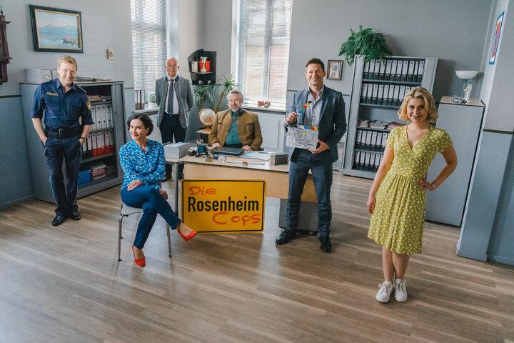 """Stockl dreht durch Wie geht&39;s weiter mit den """"Rosenheim Cops""""   TAG24"""