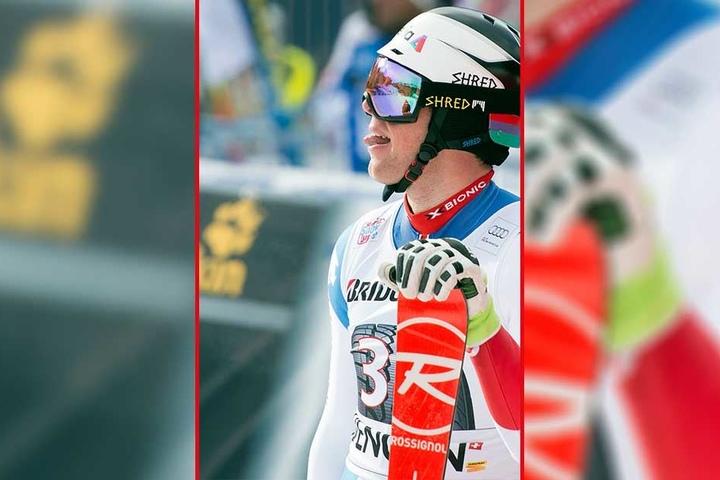 Marc Gisin (30) ist bei der Weltcup-Abfahrt von Gröden schwer gestürzt.