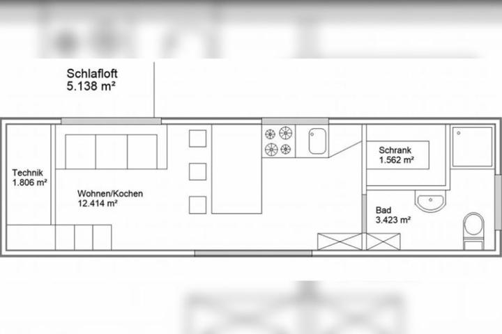 """Es gibt schon Pläne für neue """"Tiny Houses""""."""