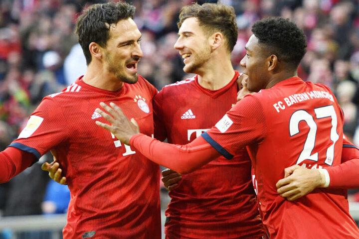 Prestigeduell im Süden! Größte Kracher bei Bayern gegen Stuttgart