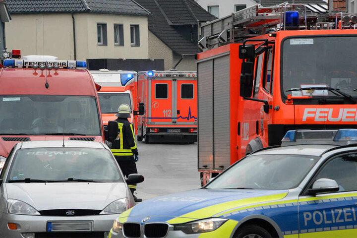 Sowohl der Unfallverursacher als auch die Dreijährige mussten ins Krankenhaus gebracht werden.