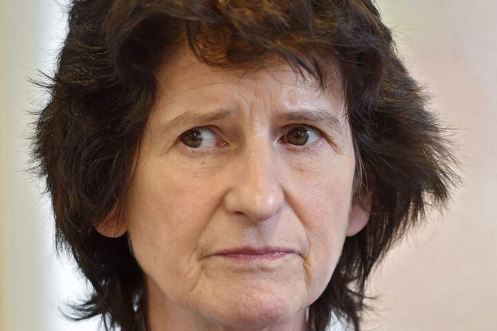 """Spricht von """"Schmierenkomödie"""": SPD-Vize-Chefin Eva-Maria Stange (61)."""