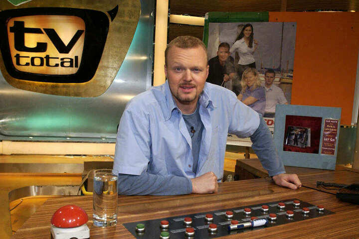 """Von 1999 bis 2015 moderierte der TV-Entertainer unter anderem seine Fernseh-Show """"TV total""""."""