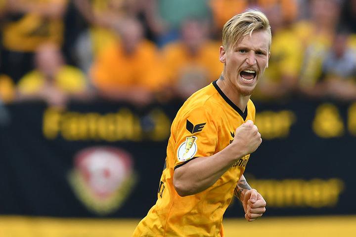 Im kommenden Sommer wird Stefaniak in die Bundesliga nach Wolfsburg wechseln.