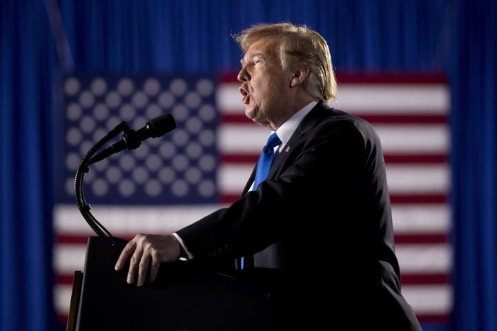 """""""Ich denke, er ist ein krankhafter Lügner"""", sagte Sanders über US-Präsident Trump."""