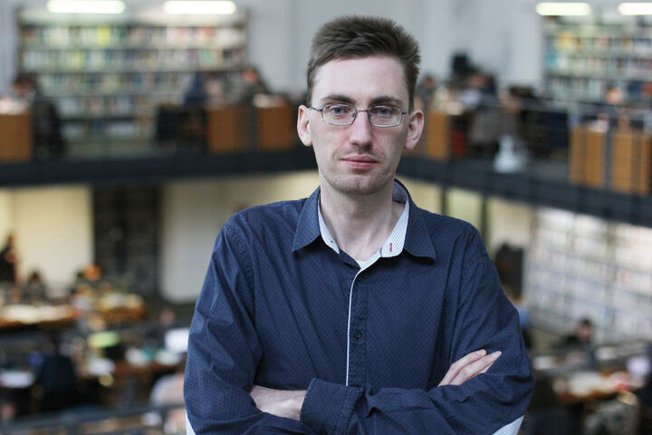 Dr. Hendrik Träger (35), Politikwissenschaftler der Universität Leipzig.