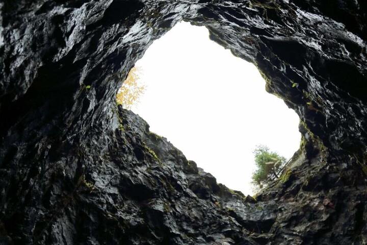 In einem Brunnen wurde die Leiche entdeckt. (Symbolbild)