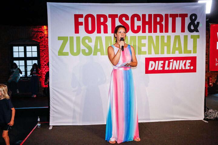 Feiks im Rahmen der Landtagswahl 2019.