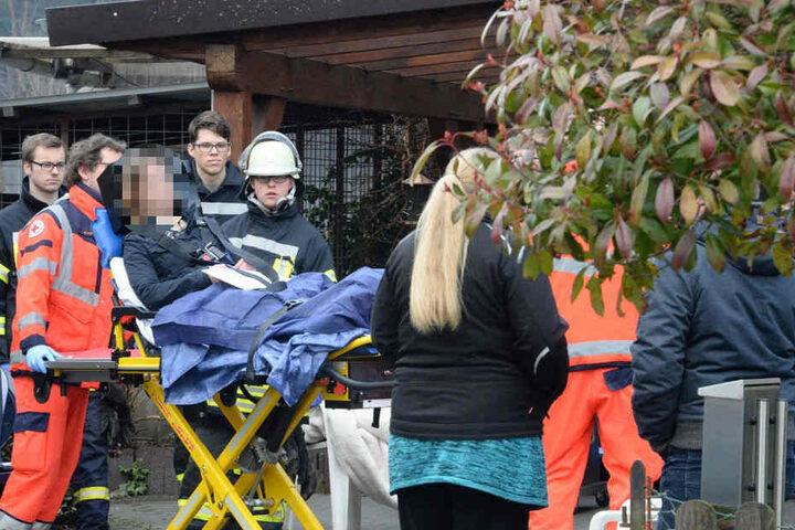 Bei keinem der Verletzten bestand Lebensgefahr.