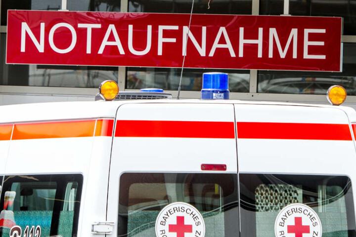 Die möglichst schnelle Erreichbarkeit einer Klinik kann im Notfall Leben retten. (Symbolbild)