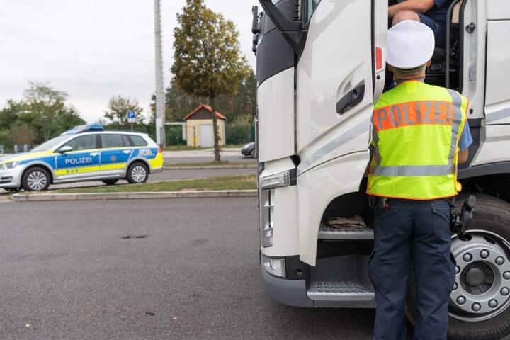 Über 1.400 Vertöße wurden allein in Bayern bei der bundesweiten Schwerpunkt-Kontrollaktion registriert.