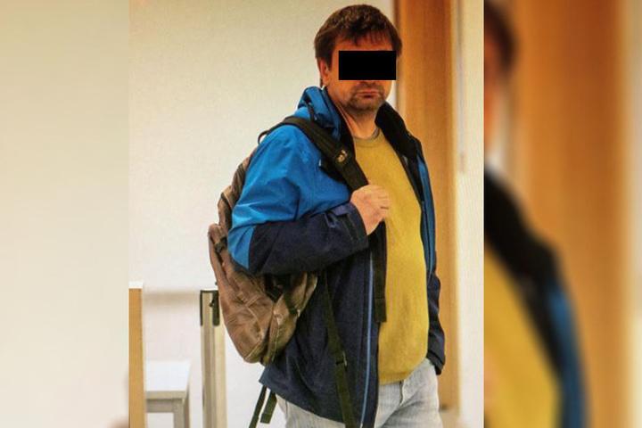 Der Angeklagte Torsten K. (46).