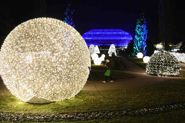 Die Weihnachtslandschaft werde auch wochentags gut angenommen, hieß es.