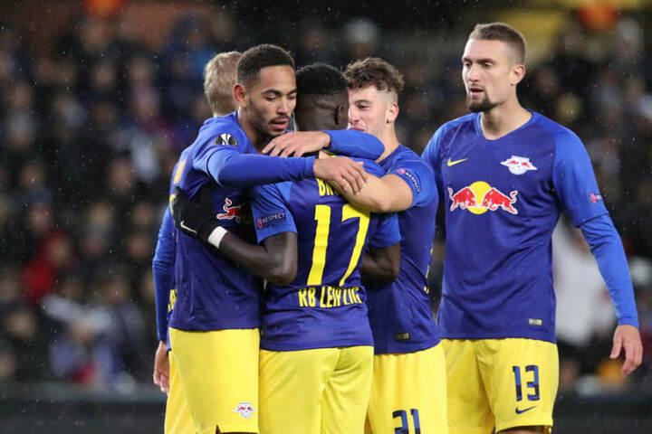 Die Spielfreude, das direkte Kurzpassspiel und die Mentalität sind zurück im Team von RB Leipzig, das sich am Donnerstag über ein 3:1 in Trondheim freuen durfte.