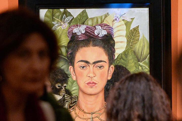"""Rund ums Thema """"Frida Kahlo"""" dreht es sich bei der ArtNight in Paderborn. (Symbolbild)"""