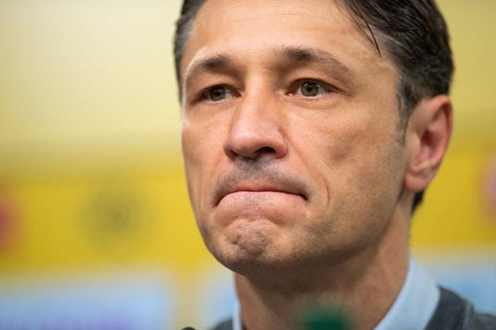 Die Aufholjagd soll laut Kovac schon gegen Fortuna Düsseldorf am Samstag beginnen.