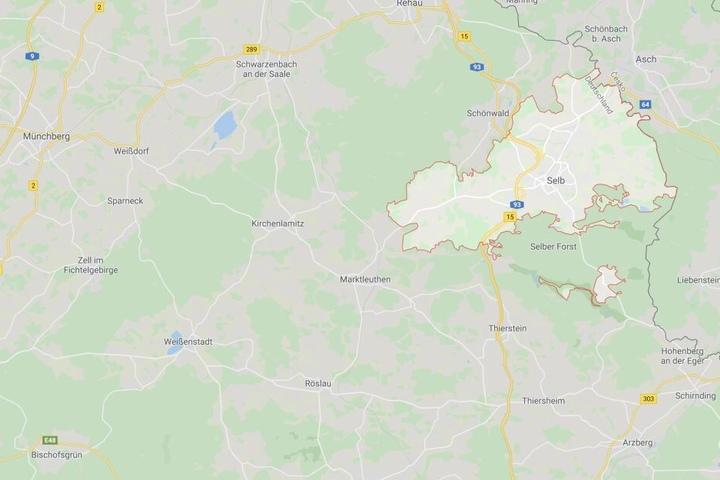 In Selb im bayerischen Landkreis Wunsiedel ist es zu einem erschreckenden Zwischenfall gekommen.